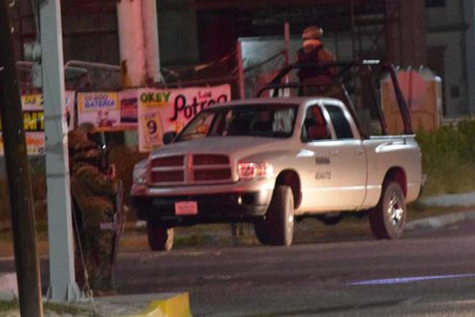 El enfrentamiento inició a las 5 horas, donde fallecieron cinco atacantes y seis fueron capturados, más tarde fue arrestado Guzmán. (Foto: López Dóriga/México)