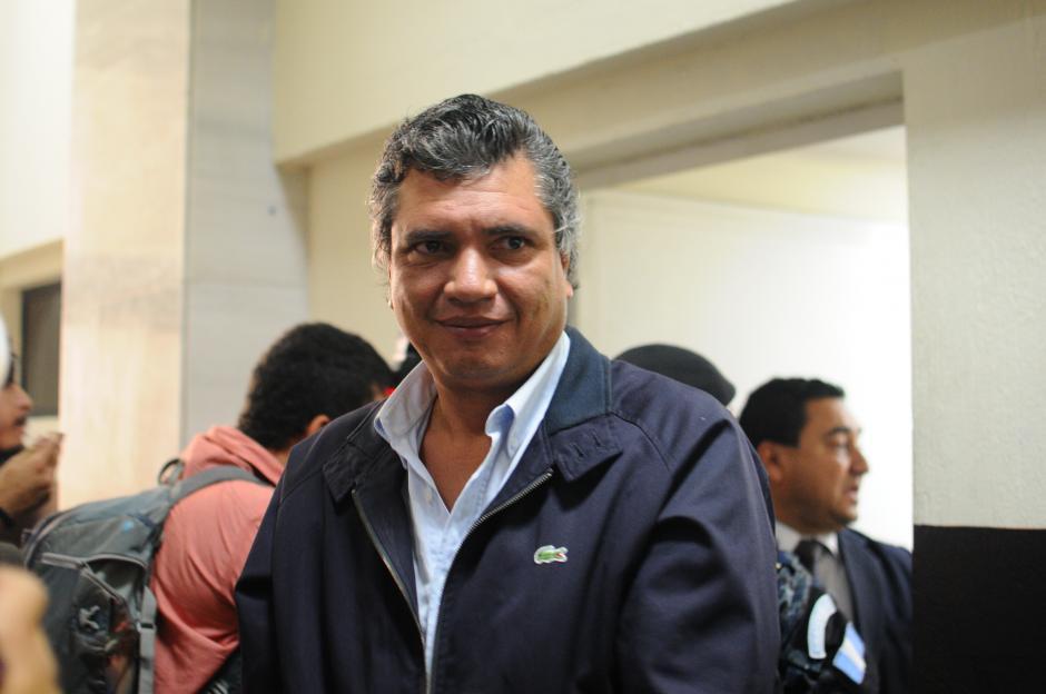 Gustavo Martínez también está implicado en el caso denominado Redes. (Foto: Alejandro Balán/Soy502)