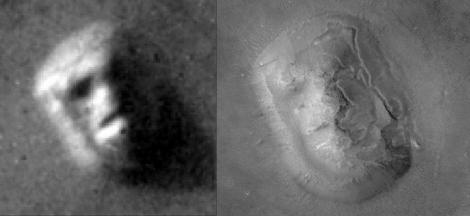 Esta imagen causó controversia en el siglo XX, ya que muchos creían que se trataba de una señal de vida extraterrestre. (Foto: @Siempre889)