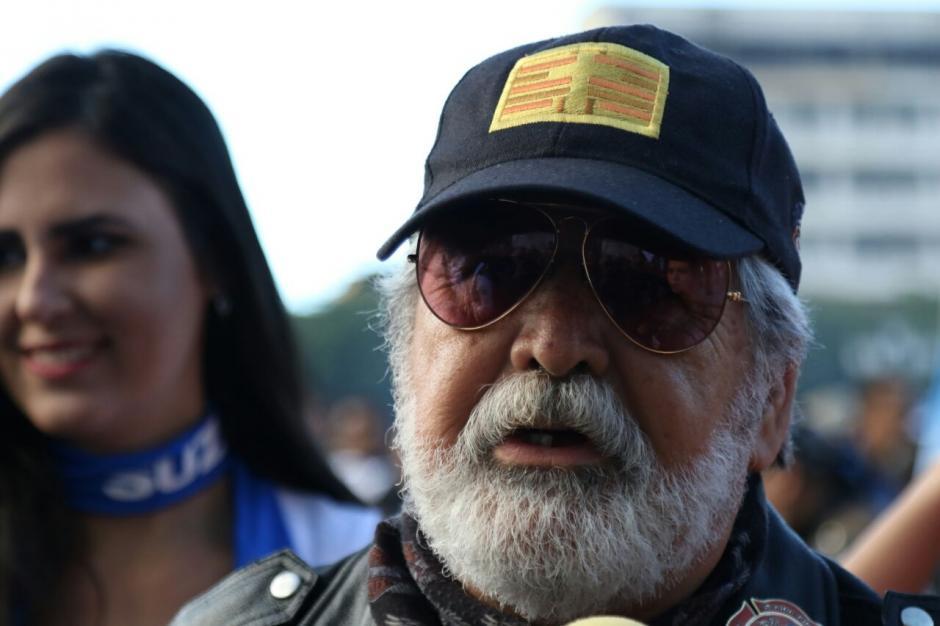 Eddy Villadeleón agradeció el respaldo a la actividad que fundó su padre 56 años atrás.  (Foto: Alejandro Balán/Soy502)