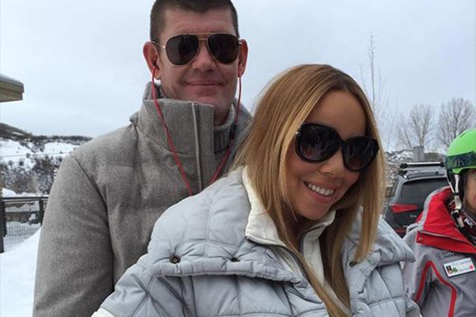 Carey y Parker habrían sido una de las parejas más millonarias del mundo. (Foto: Archivo)