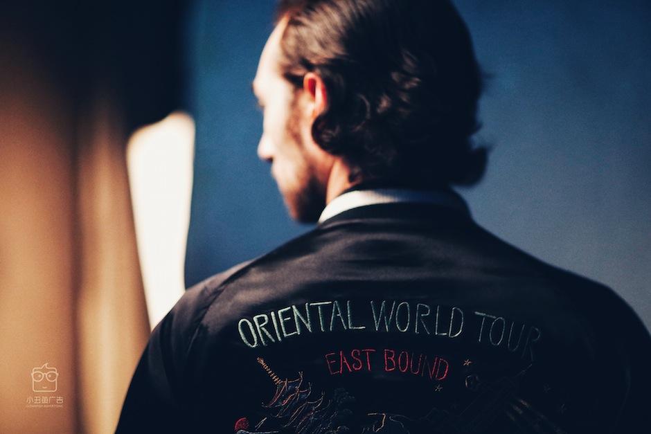 Un dj guatemalteco realizó una gira por Asia. (Foto: Carl Nunes)