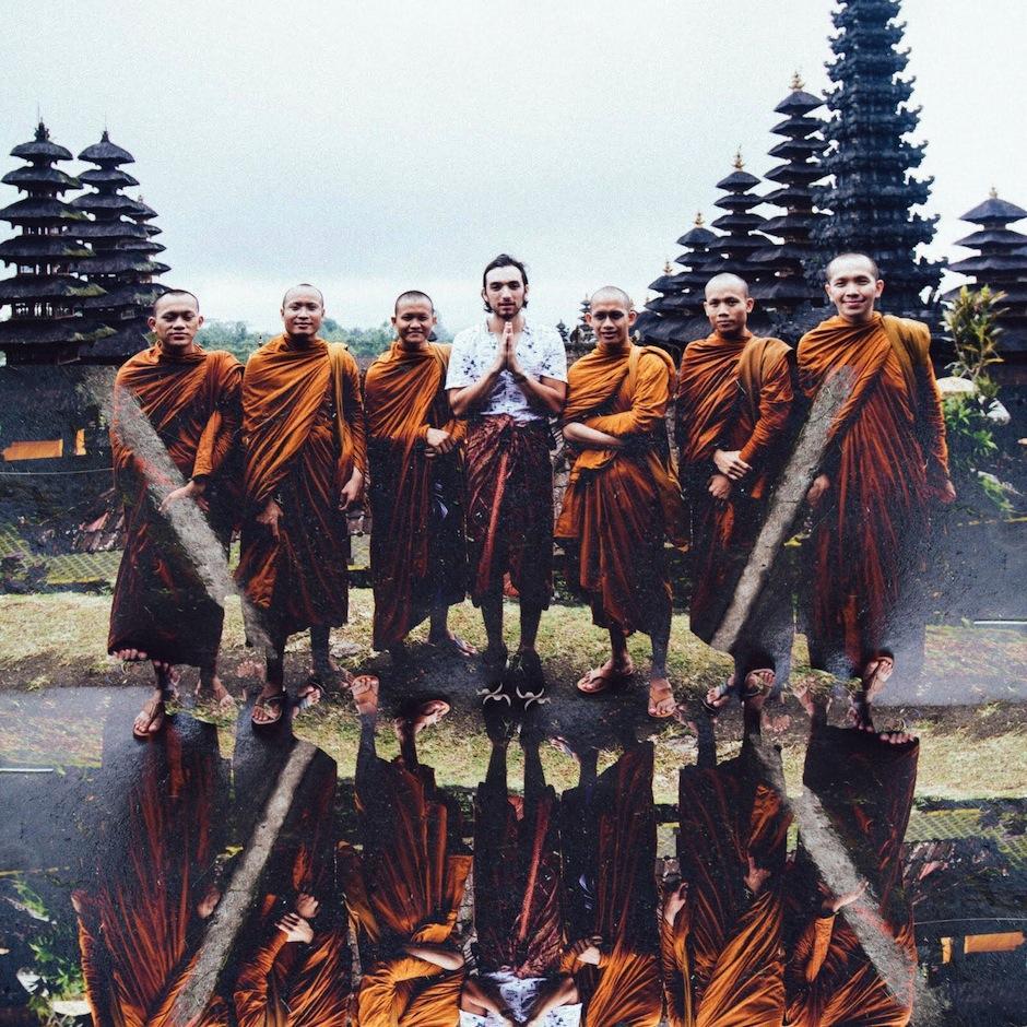 Los habitantes de Bali compartieron su cultura con el guatemalteco. (Foto: Carl Nunes)