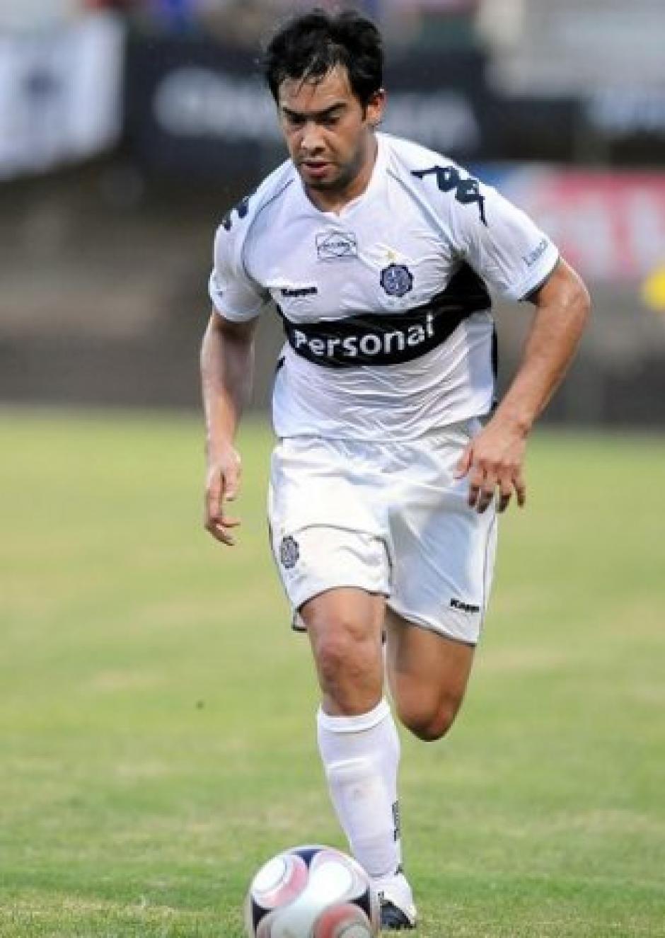 Ruiz jugó en el Olimpia de Paraguay, donde se le recuerda con cariño. (Foto: Twitter)