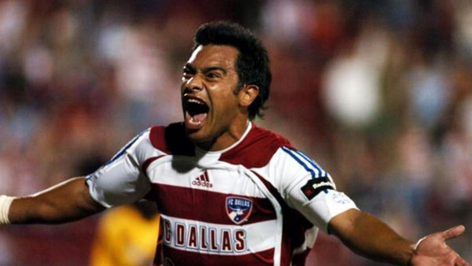 Carlos Ruiz es el goleador histórico del Dallas FC. (Foto: Getty)