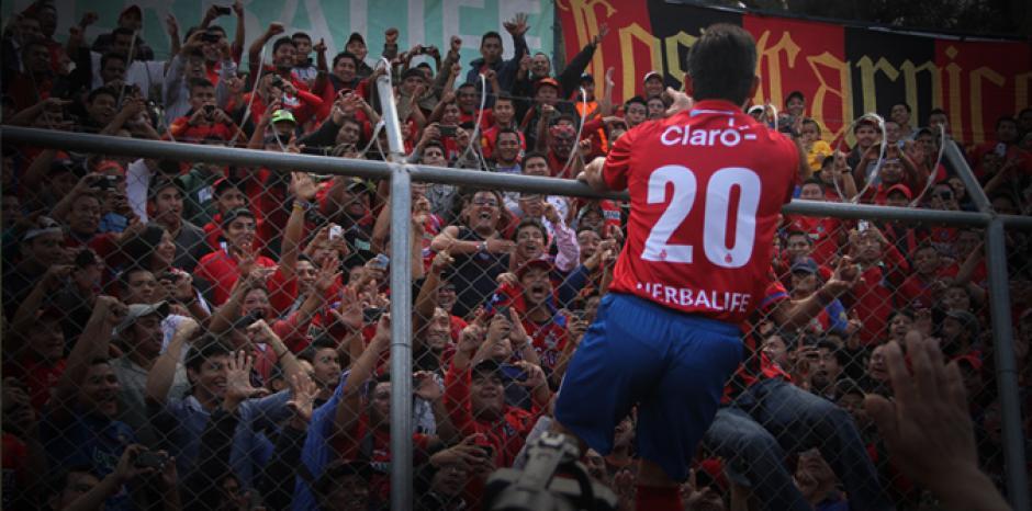 Carlos Ruiz vuelve a Municipal foto