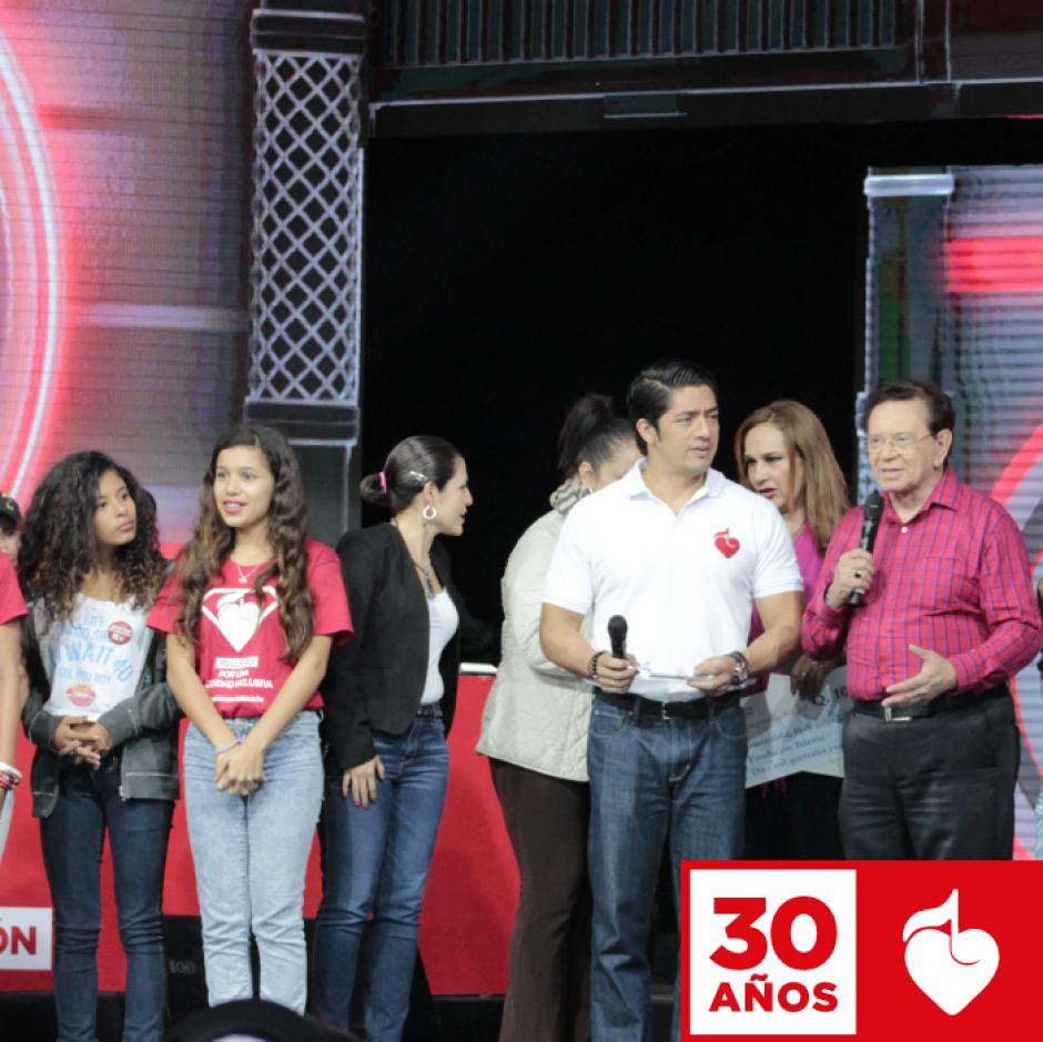 Actualmente, De Triana conduce un programa radial por las mañanas. (Foto: Facebook/Teletón)