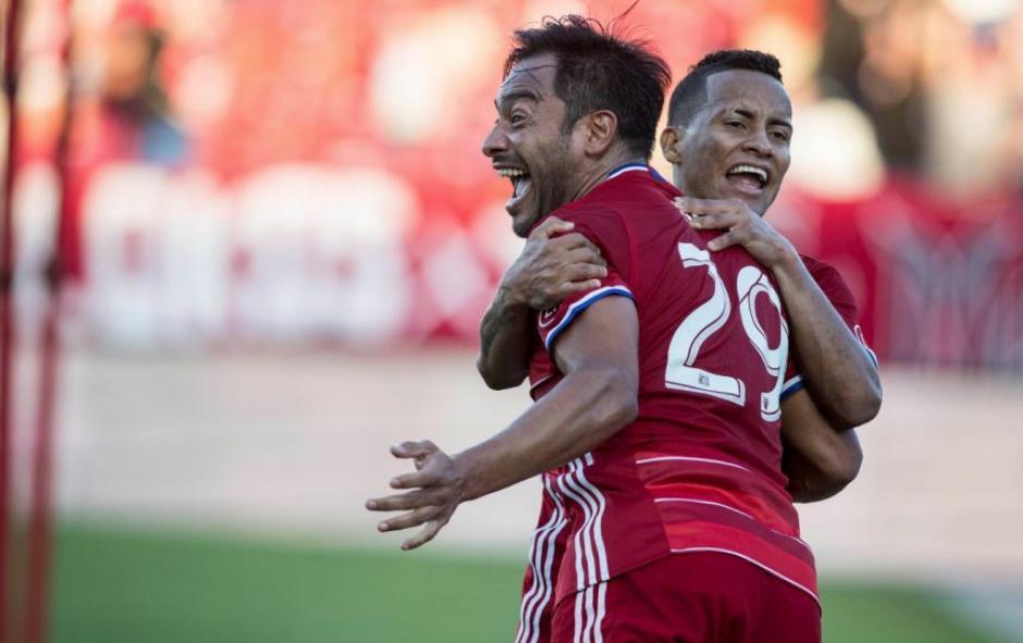 Carlos el pescado Ruiz Dallas FC foto