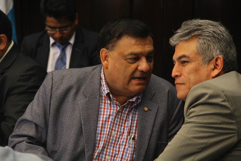 El exdiputado Carlos Herrera contaba con siete plazas de personas que no se presentaban a trabajar al Congreso. (Foto: Archivo/Soy502)