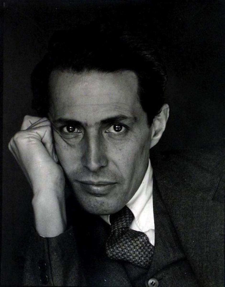 Carlos Mérida es uno de los artistas más importantes de Guatemala. (Foto: educacion.ufm.edu)
