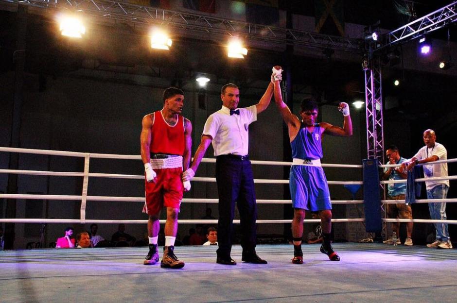 Carlos Tobar boxeo guatemala foto