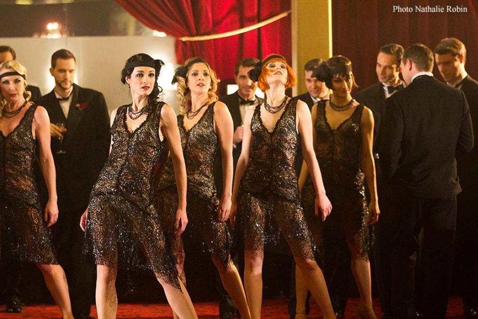 El musical se presentará el 18 de septiembre de este año en el Casino de París, en Francia. (Foto: facebook/Nathalie Robin Photographies)