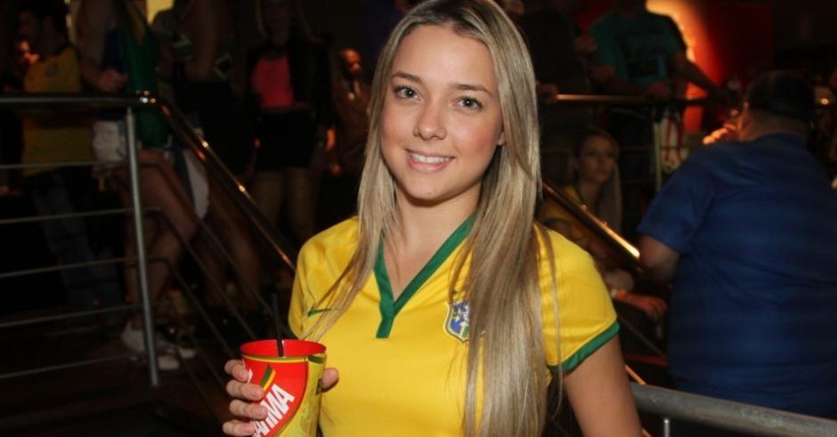 Carolina Dantas se dice que fue el primer amor de Neymar. (Foto: Instagram)