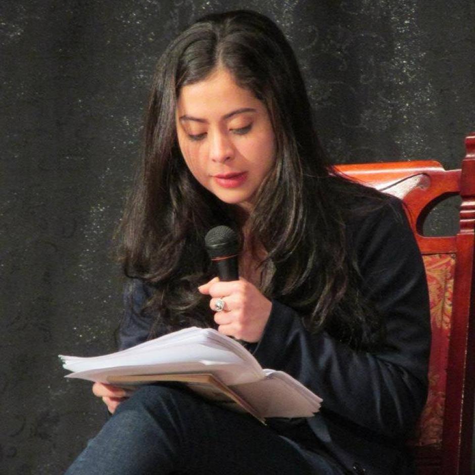 Carolina Quintero de Costa Rica no falta en el festival. (Foto: facebook)