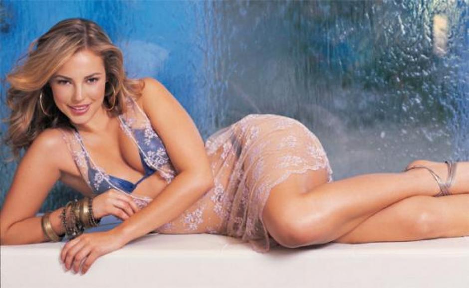 La actriz Paolla Oliveira, la encantadora y sexy amiga de Neymar.