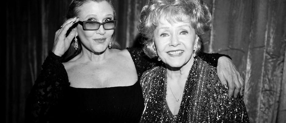 Debbie Reynolds fallece