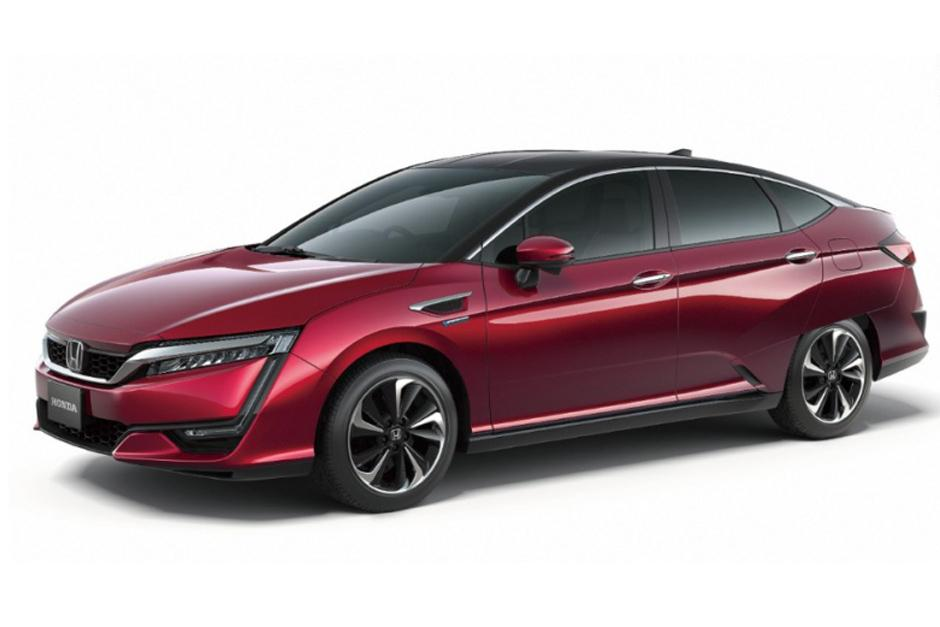 Honda FCV, Fuel Cell Cehicle será un auto de pila de combustible de hidrógeno. (Foto: Honda)