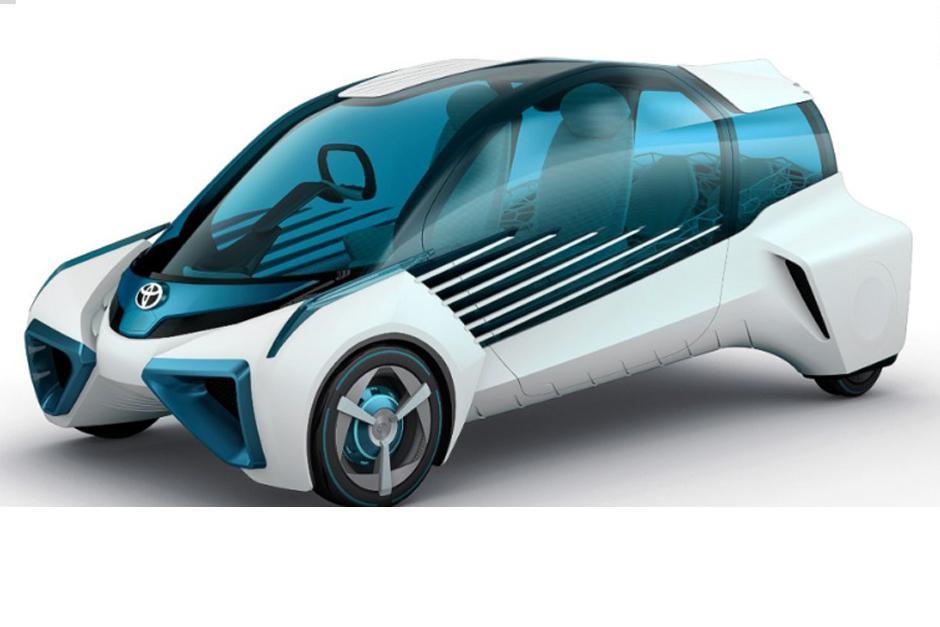 Toyota presentará el FCV Plus, un prototipo futurista que funciona con una bateria de combustible de hidrógeno. (Foto: Toyota)