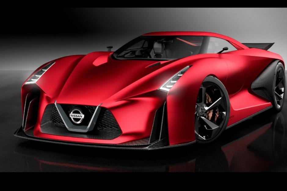 Nissan Concept 2020 Vision Gran Turismo, basado en un auto de carreras virtual, desarrollado por el videojuego Gran Turismo. (Foto: Nissan)