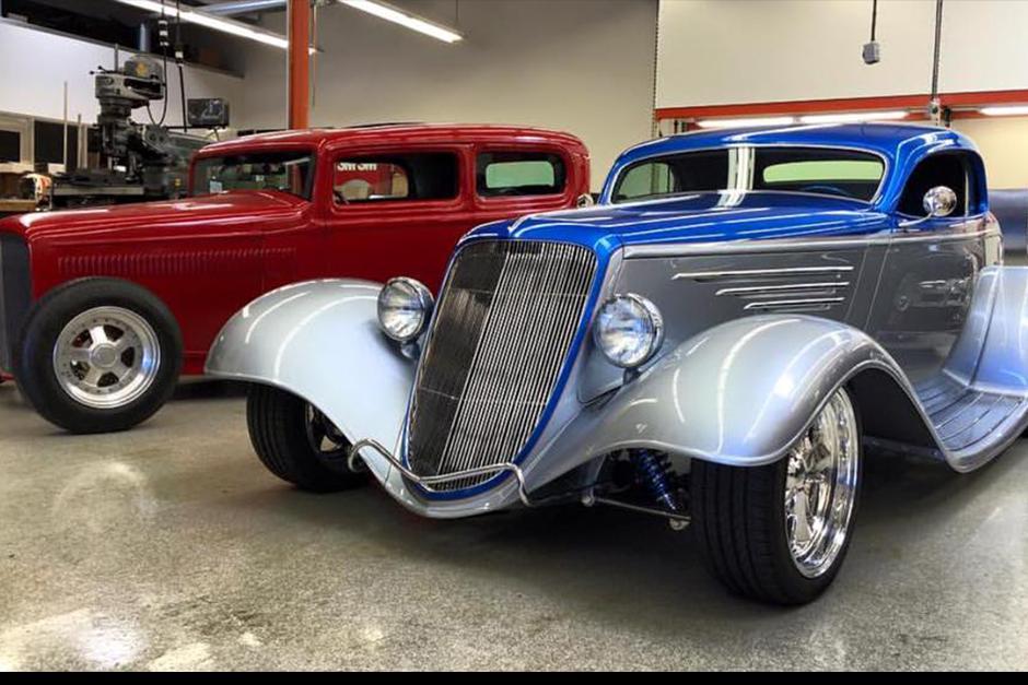 Por 10 años consecutivos se llevará a cabo la exposición de autos clásicos en Guatemala. (Foto: Facebook)