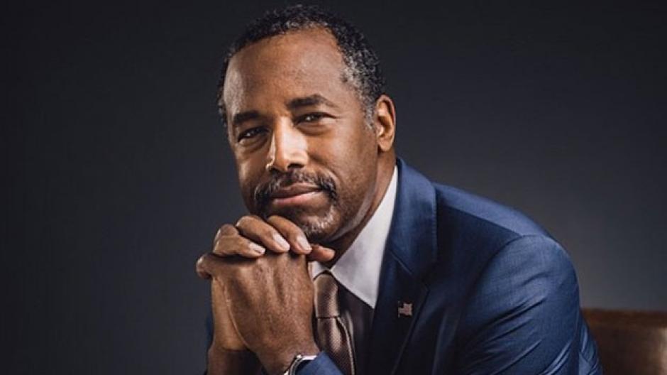 Uno de los exrivales de Trump podría ser su compañero en las elecciones, se trata de Ben Carson. (Foto: www.motherjones.com)