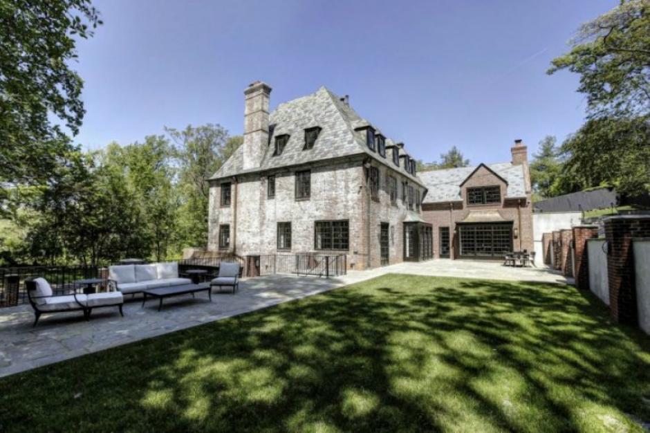 Esta será la nueva casa de los Obama. (Foto: Twitter)