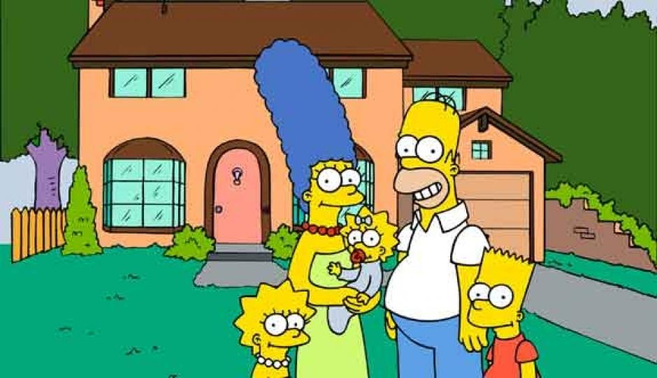 En una infografía fue revelado el precio que tendría la casa de Los Simpson. (Foto: www.taringa.net)