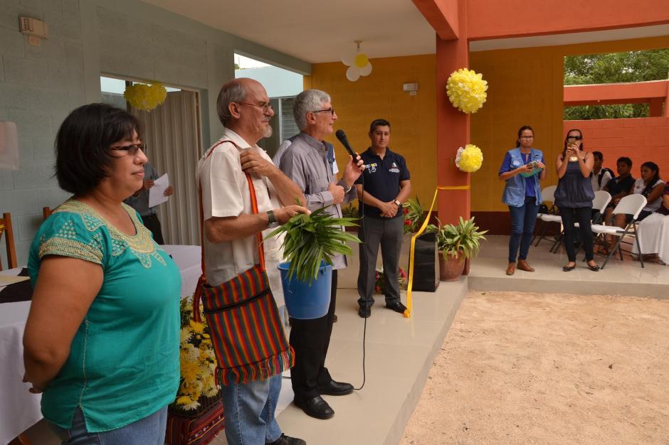 La Casa del Migrante tuvo un costo de 3.5 millones de quetzales. (Foto: Anner Palma/Nuestro Diario)