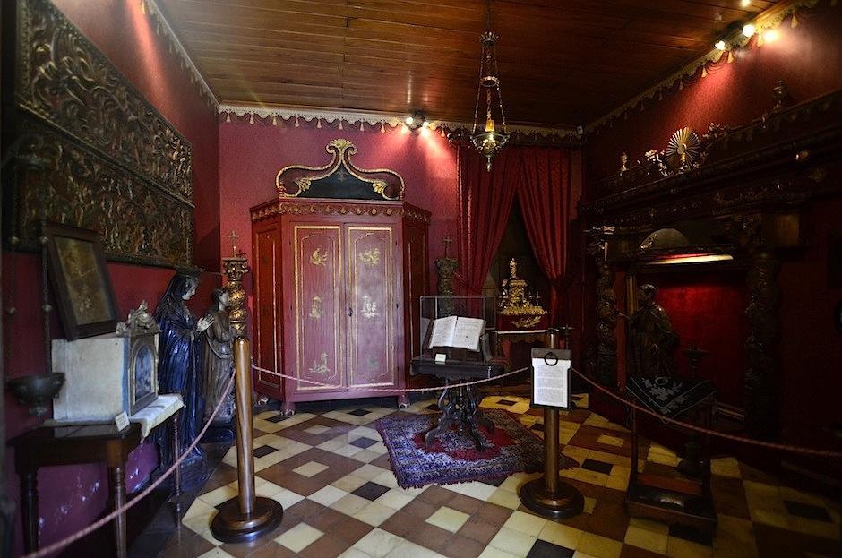 El armario data del siglo XVIII. (Foto: Selene Mejía/Soy502)