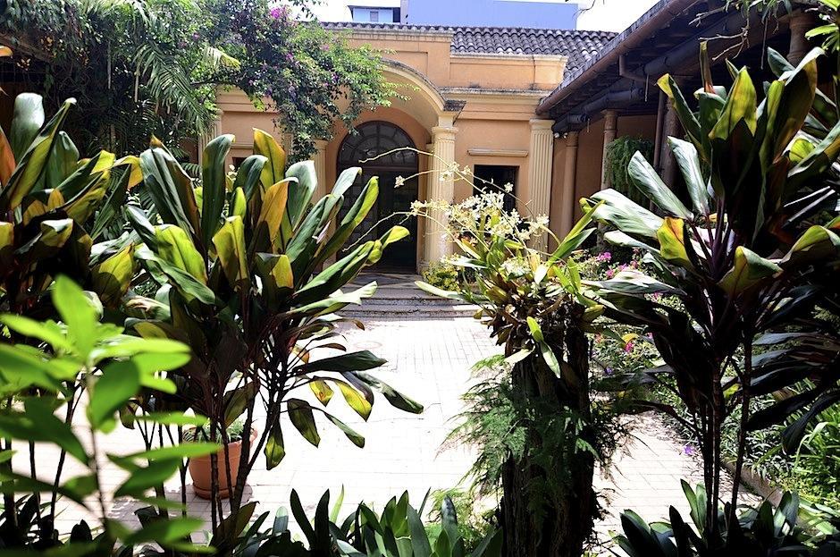 Casa MIMA se encuentra en el corazón del Centro Histórico. (Foto: Selene Mejía/Soy502)
