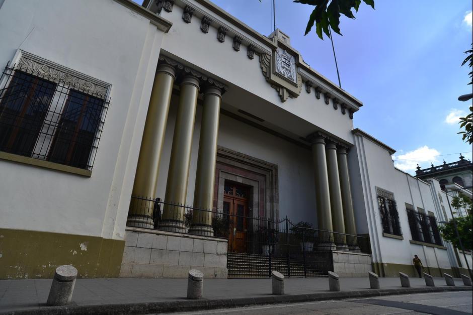 La reunión se efectuó en Casa Presidencial. (Foto: Archivo/Soy502)