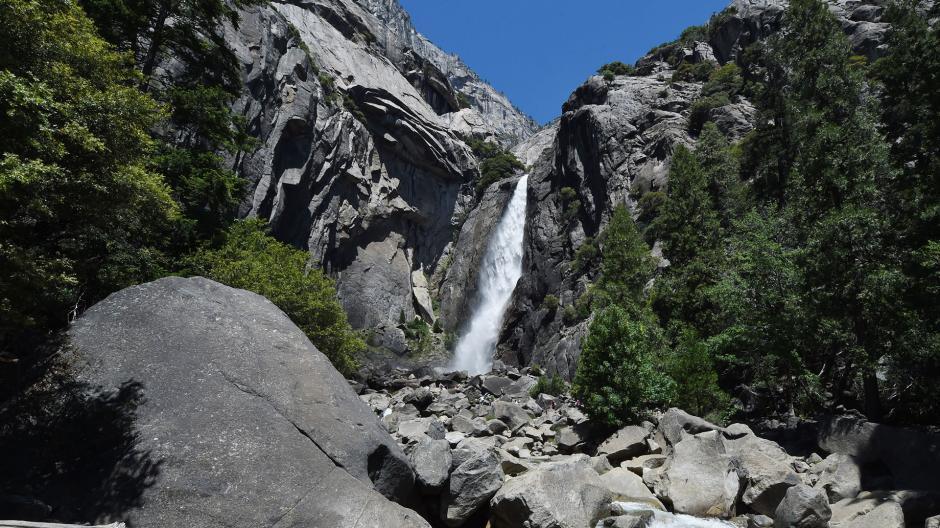 El espectáculo natural atrae a centenares de visitantes cada año. (Foto: yosemite-nationalpark.org)