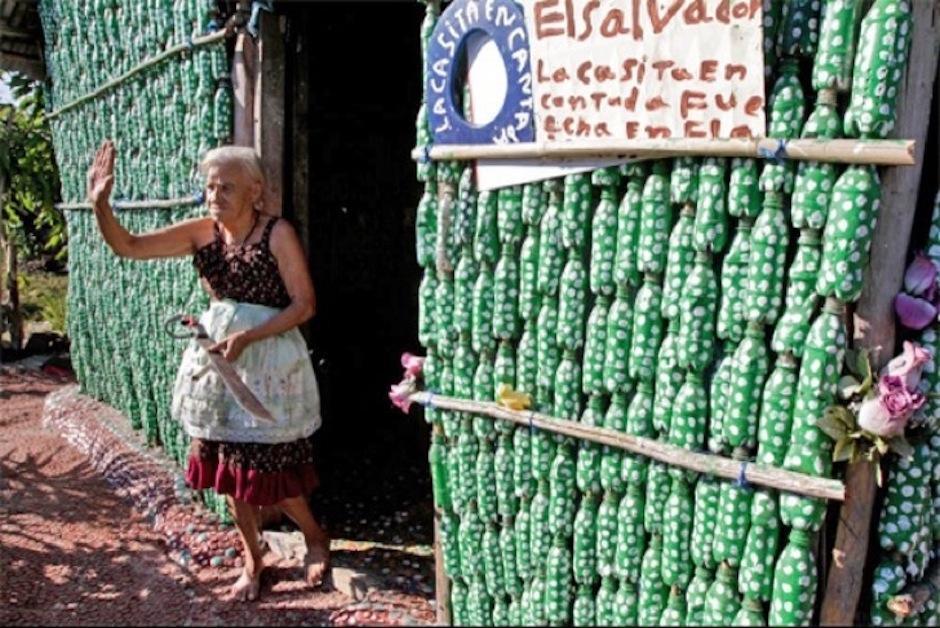 Doña María Ponce es un gran ejemplo de lucha. (Foto: elsalvador.com)