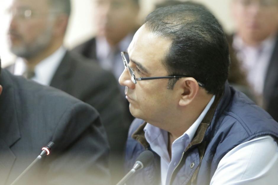 Sammy Morales está vinculado en el caso de Registro de la Propiedad. (Foto: Alejandro Balan/Soy502)
