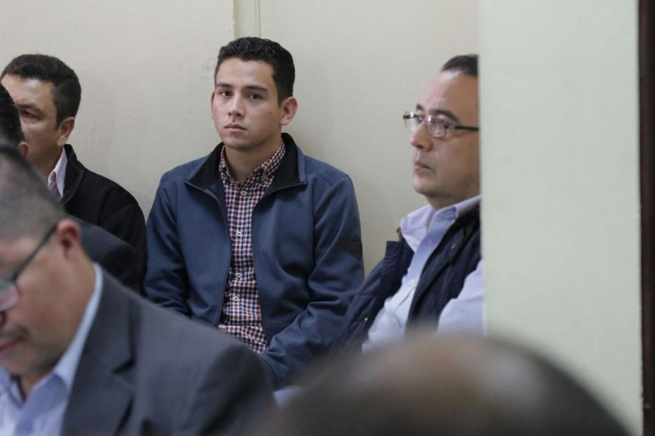 El hermano del presidente no puede salir del departamento de Guatemala. (Foto: Alejandro Balan/Soy502)