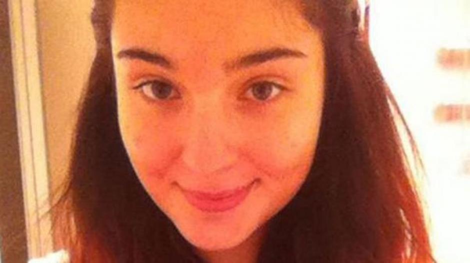 Cassidy Trevan sufrió acoso y burlas por dos años en su escuela. (Foto: Infobae)