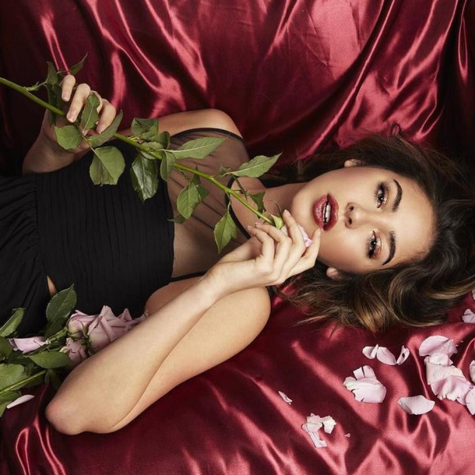 Miss California rompe las redes sociales. (Foto: Twitter)