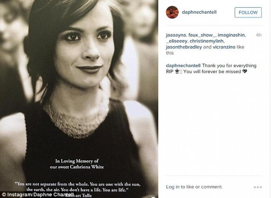 Jim Carrey no se recupera d ela pérdida. (Foto: Instagram)