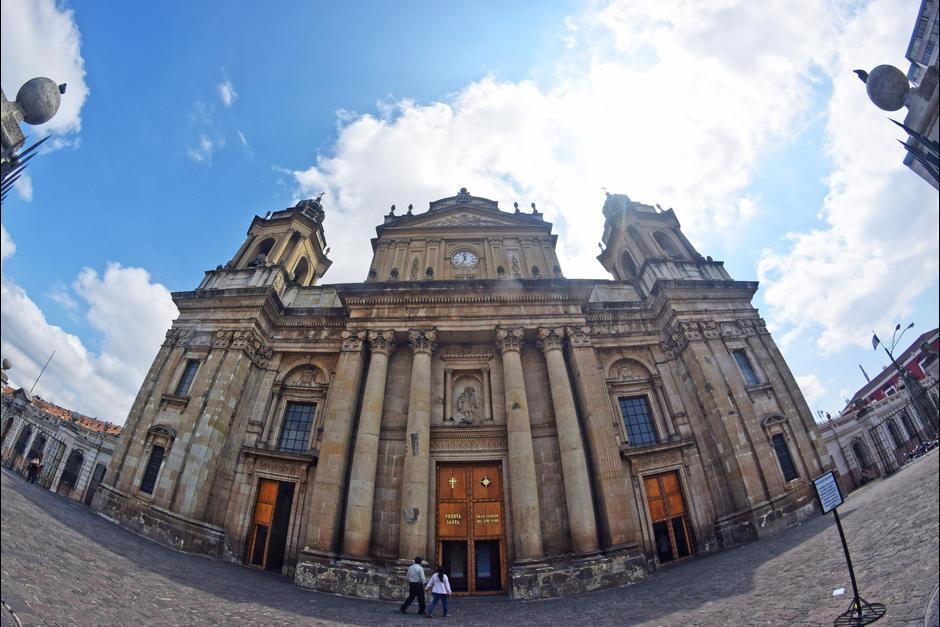 Las puertas de las criptas de Catedral se vuelven a abrir este 2 de noviembre. (Archivo/Soy502)