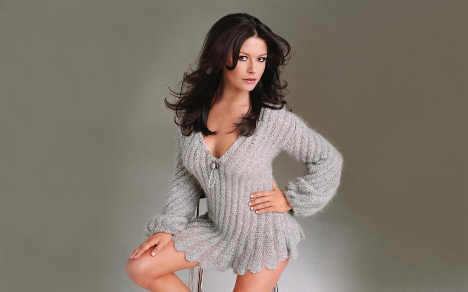 Catherine Zeta Jones tiene dos hijos con Michael Douglas:Carys Zeta Douglas, Dylan Michael Douglas. (Foto: hdwallpapersimages.com)