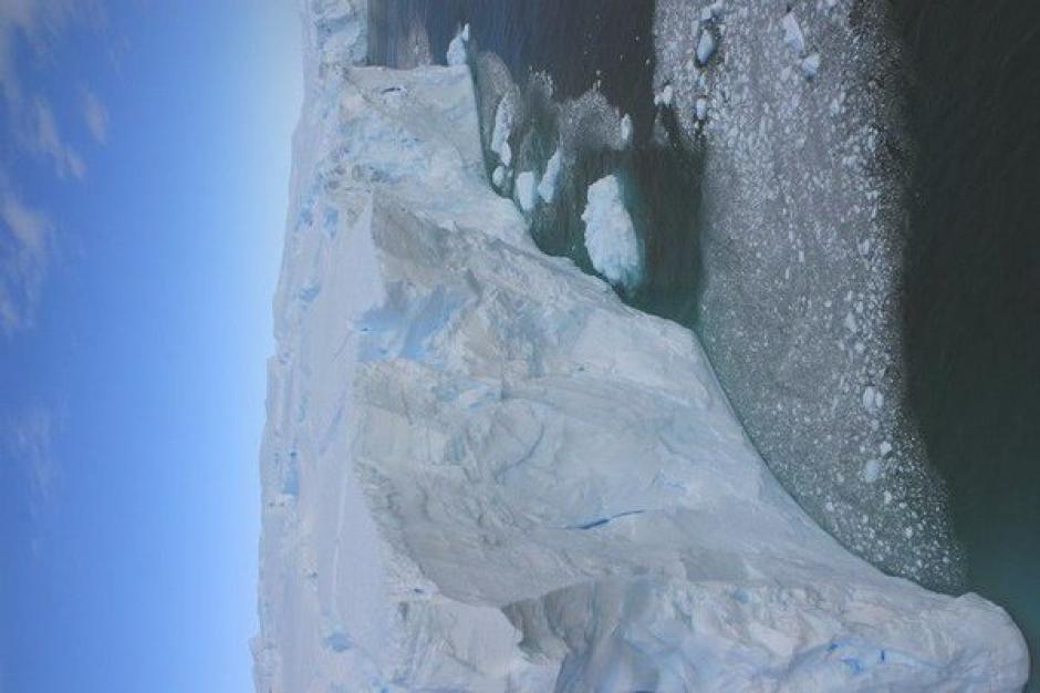 El deshielo en la Antártica preocupa a los científicos. (Foto: Twitter)