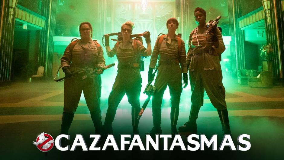 """El """"extraño fenómeno"""" es parte de la promoción de la película """"Los Cazafantasmas"""". (Foto: ghostbusters.net)"""