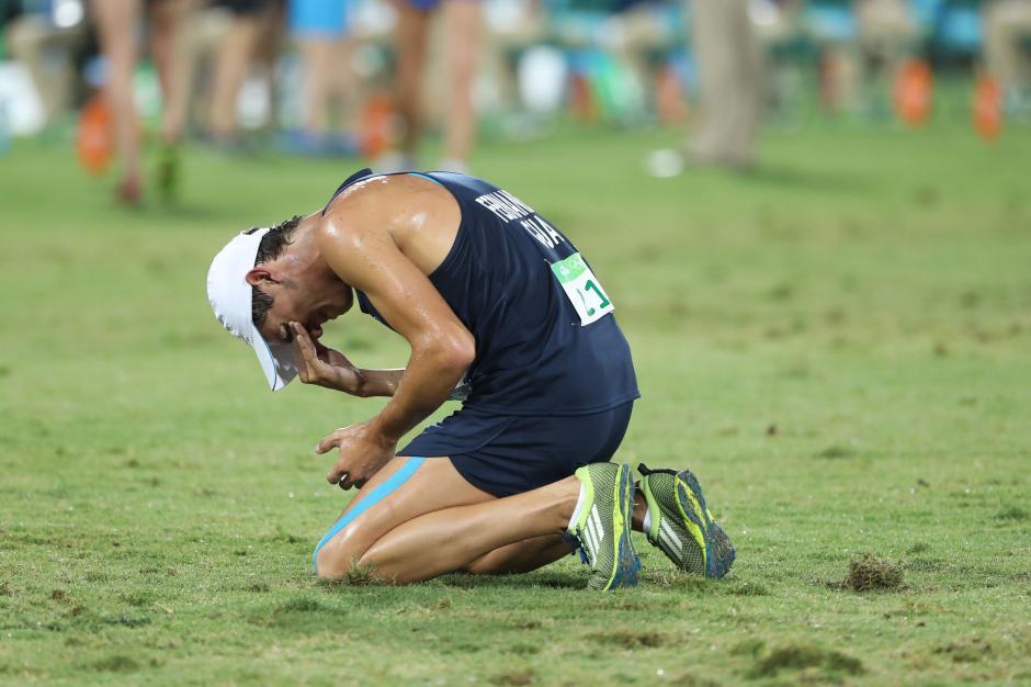 Tras la prueba combinada y su puesto 15 en los olímpicos, así lo vivió Charles Fernández. (Foto: Sergio Muñoz/Enviado ACD)