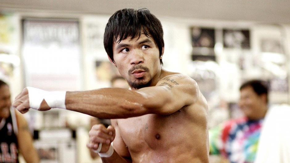 Manny Pacquiao desea participar en Río 2016 foto