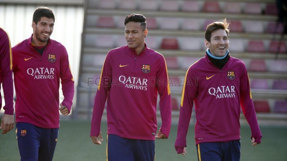 FC Barcelona las palmas previo foto