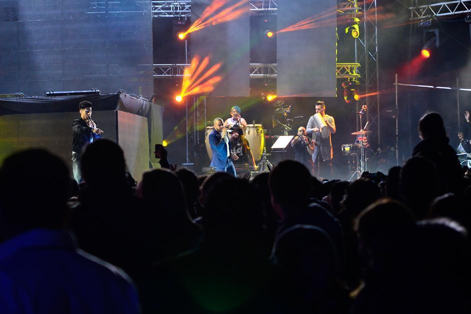 Chino y Nacho llevan a cabo el Radio Universo Tour. (Stanley Herrarte/Nuestro Diario)