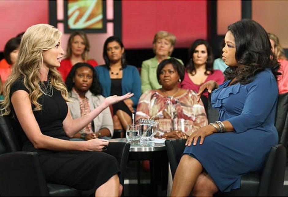 Erin Andrews contó su historia a Oprah Winfrey. (Foto: FoxNews)