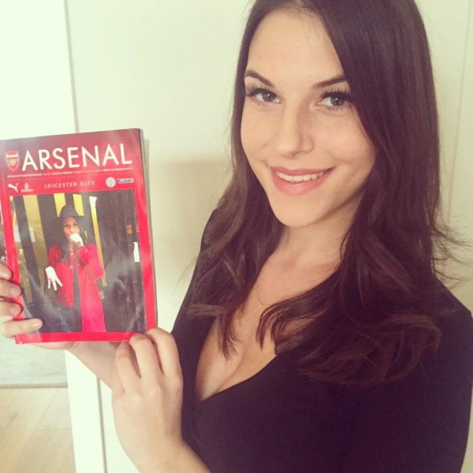 Nicole es crítica de Mourinho y tiene muchos seguidores por su personalidad. (Foto: Twitter)