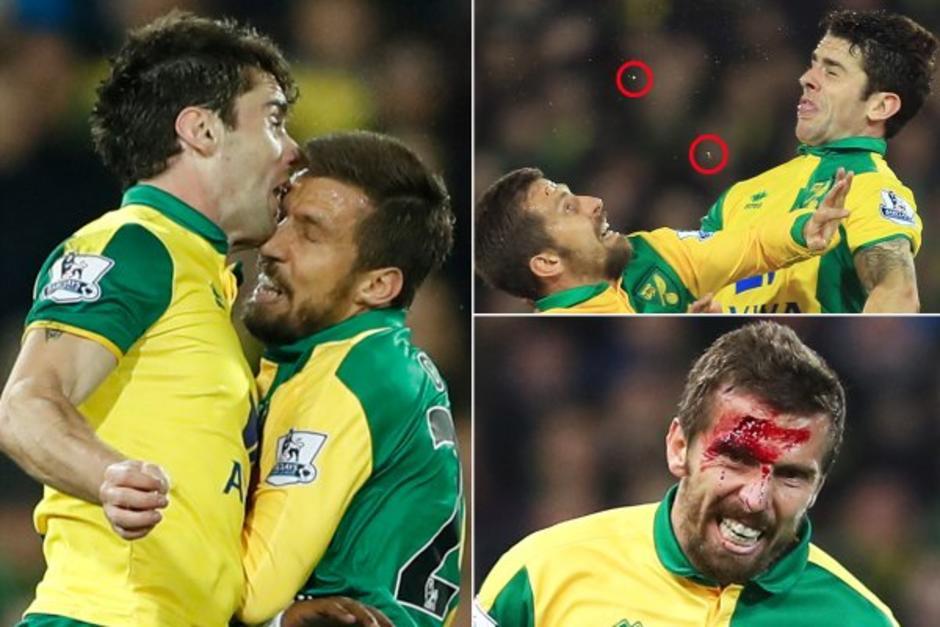 brutal choque foto