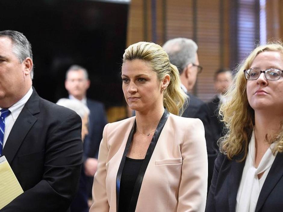 El juicio de Erin Andrews fue muy mediatico. (Foto: FoxNews)